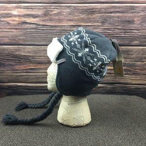 Womans Carhartt Winter Sherpa Knit Ear Flap Hat